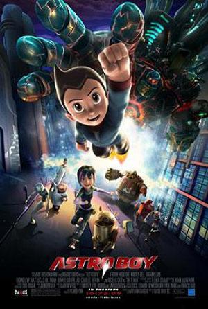 Cậu Bé Robot Thuyết Minh - Astro Boy Thuyết Minh (2009)