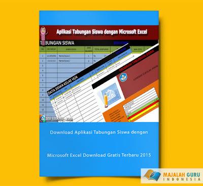 Download Aplikasi Tabungan Siswa dengan Microsoft Excel Download Gratis Terbaru 2015