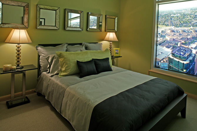 Lifestyle in blog home decor ideas with mirror for Spare room interior design ideas