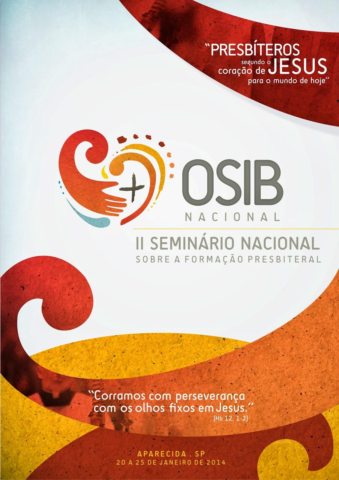 II Seminário Nacional sobre a formação Presbiteral.