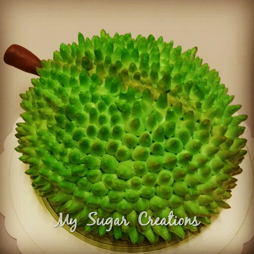 Durian  Cake  Class