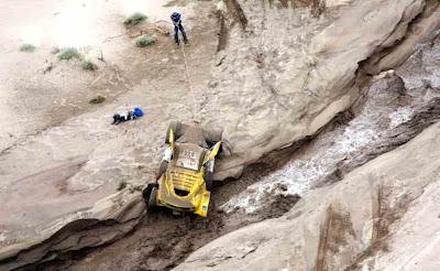Mobil Reli Dakar