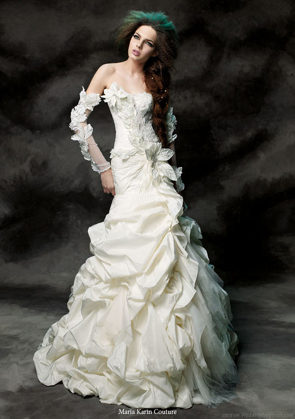 Trend wedding dresses 2011