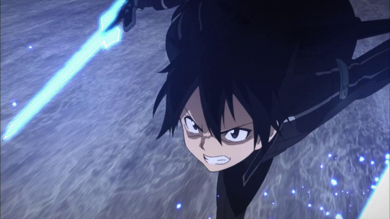 The Blacksheep Project Sword Art Online 14 How Heck Did Kirito Won Game