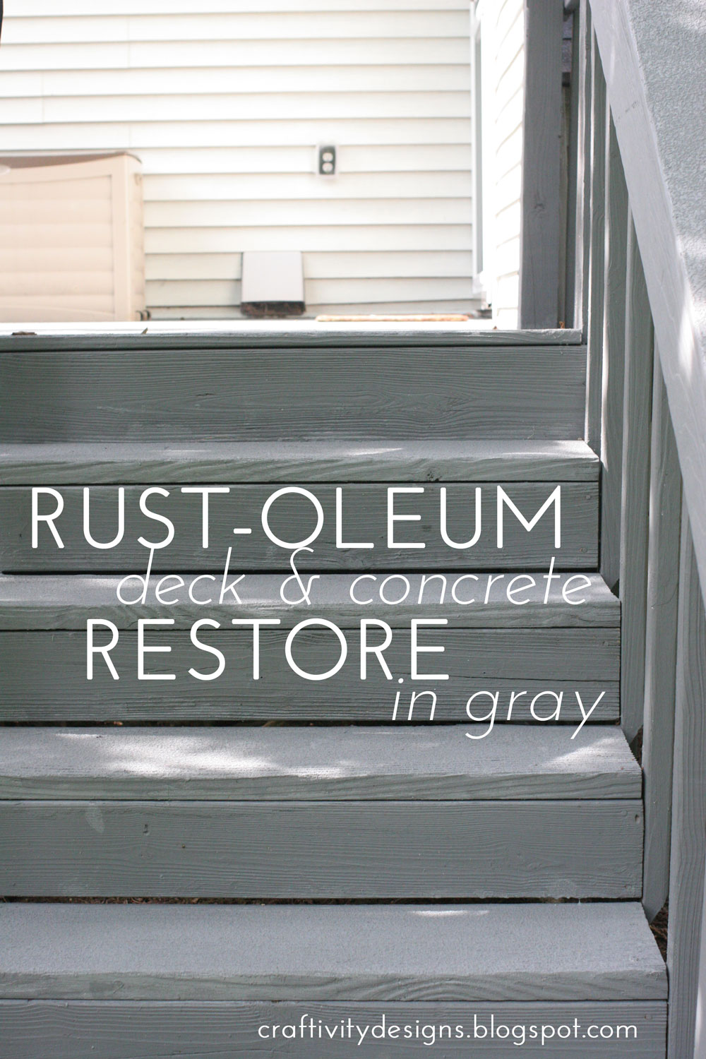 Rust-Oleum Deck Restore Review