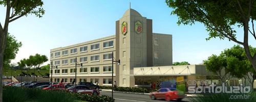 Hotel Novo Centro Santa Luzia MG