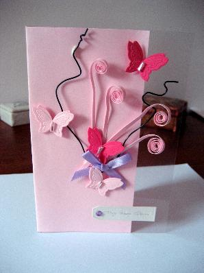1 2 3 greeting cards: