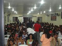 SEMINÁRIO DE LIBERTACÃO E CURA INTERIOR SALVADOR-BA