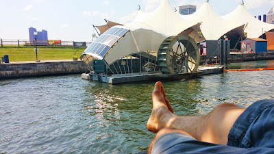 Baltimore Water Wheel