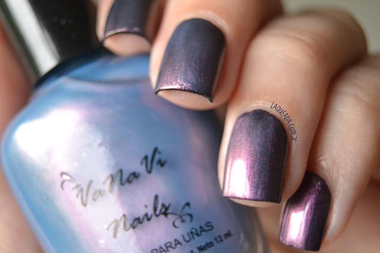 VaNaVi - Holo Violeta