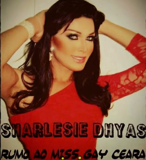 Sharlesié Dhyas - Crossdresser