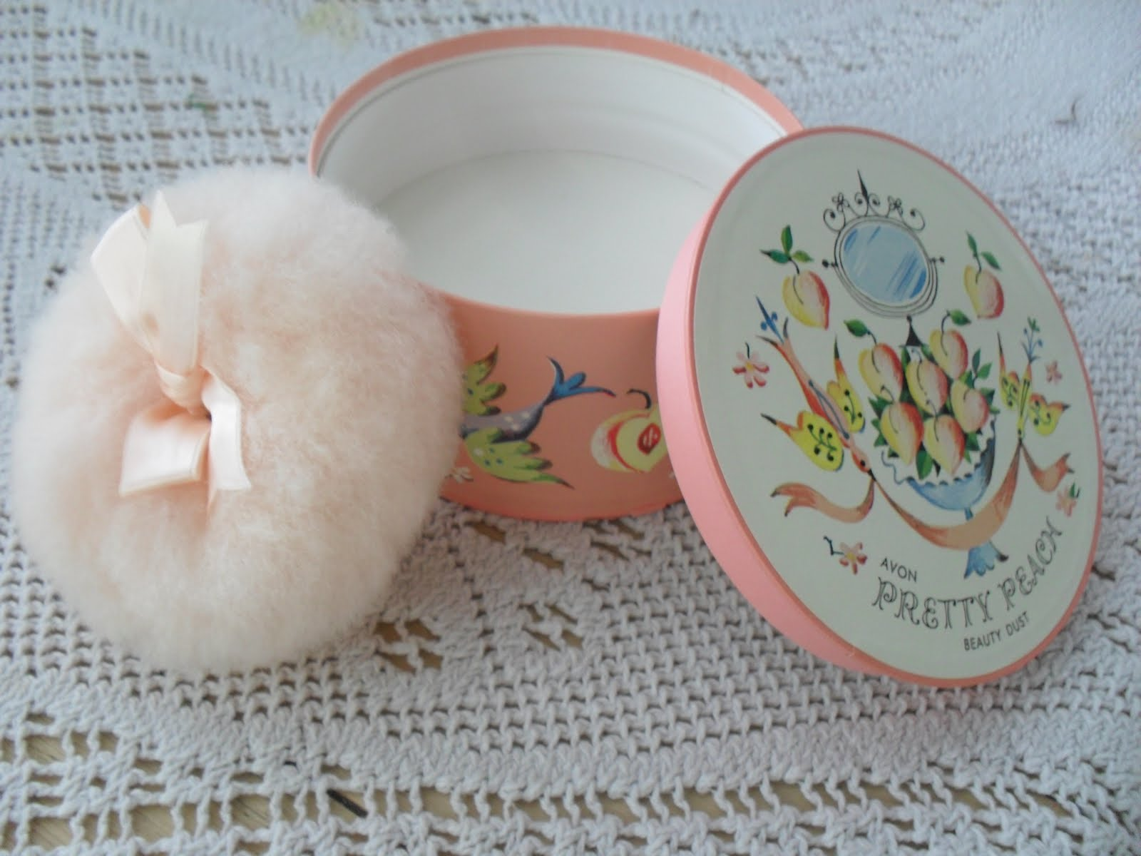 how to make dusting powder