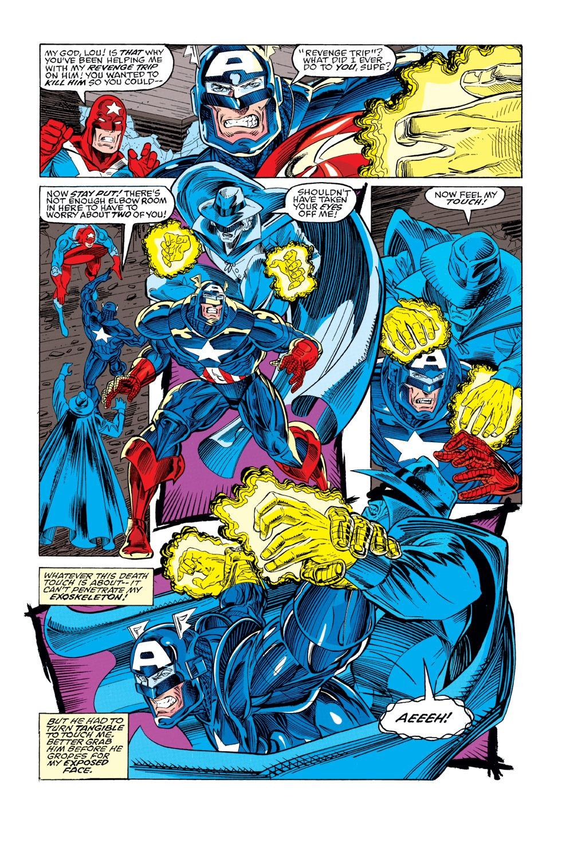 Captain America (1968) Issue #439 #389 - English 19