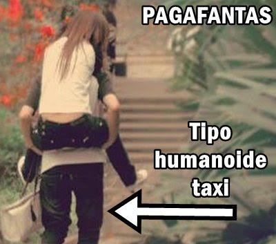pagafantas-humanoide-burro-taxi