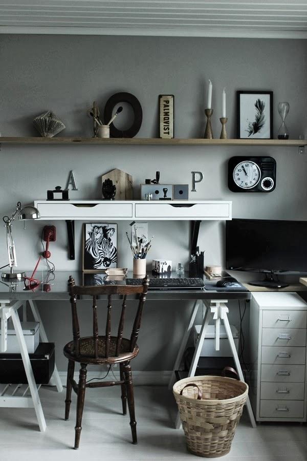 Arbetsrummet