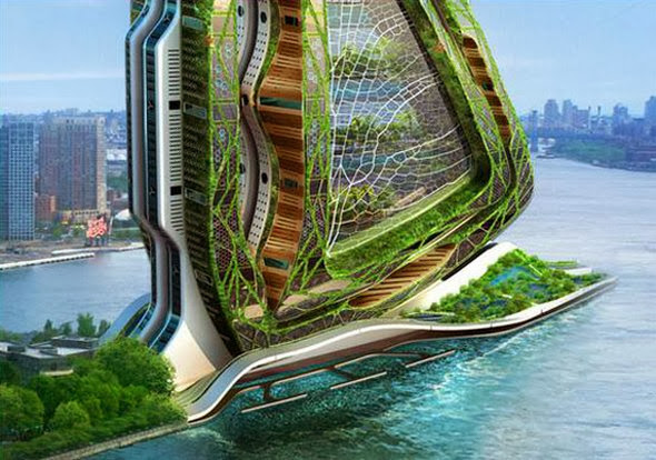 Top 10 incredible buildings From The Future