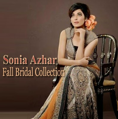 Latest Fall Bridal Collection 2014