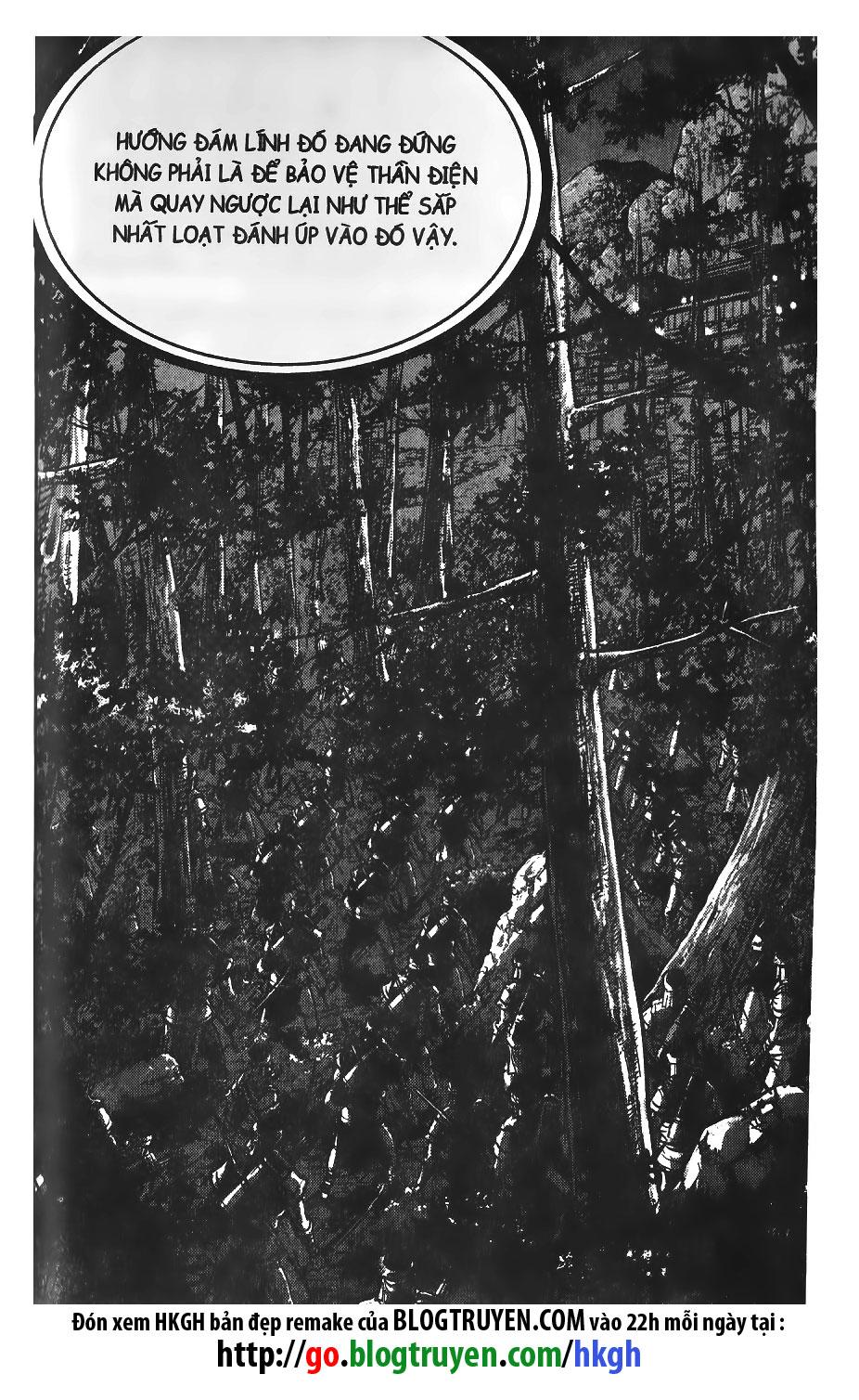 Hiệp Khách Giang Hồ chap 377 Trang 3 - Mangak.info