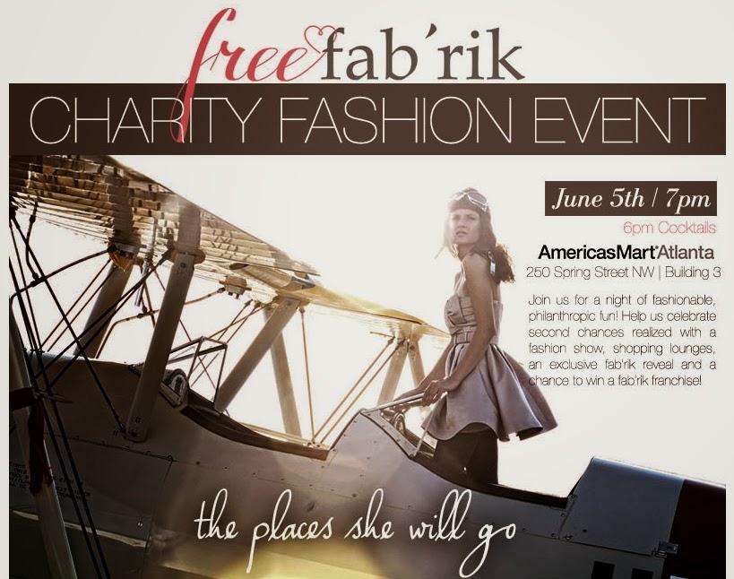 Thrifting Atlanta Fashion Week