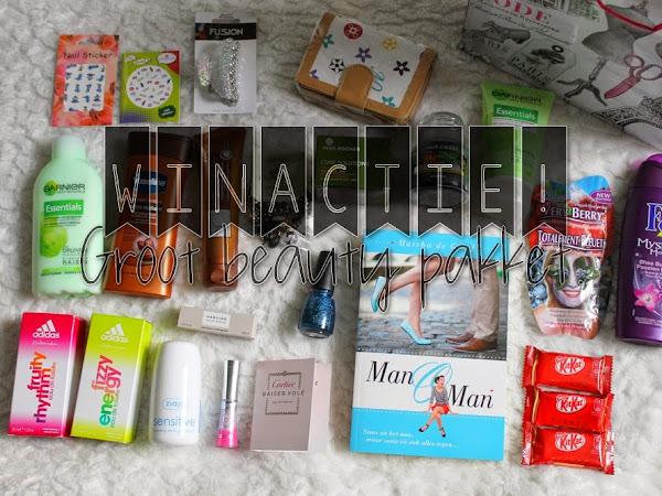 WINACTIE! | Groot beauty pakket.