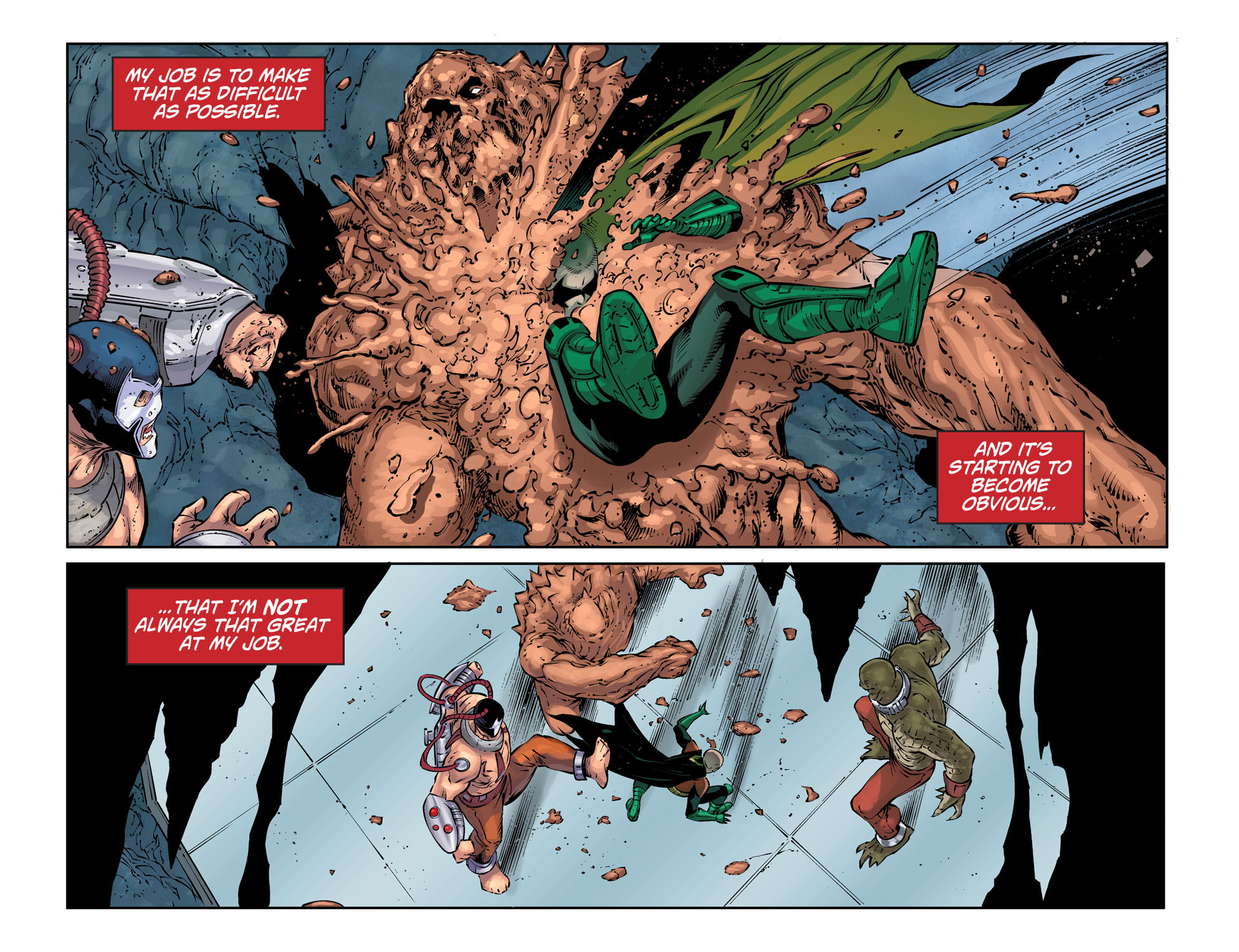Batman: Arkham Knight [I] Issue #27 #29 - English 8