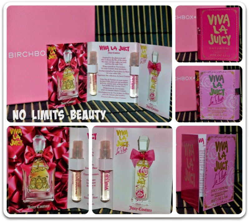 Birchbox - Viva la Juicy EDP y Viva la Juicy La Fleur EDT