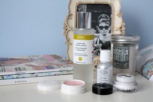 A Skincare Update