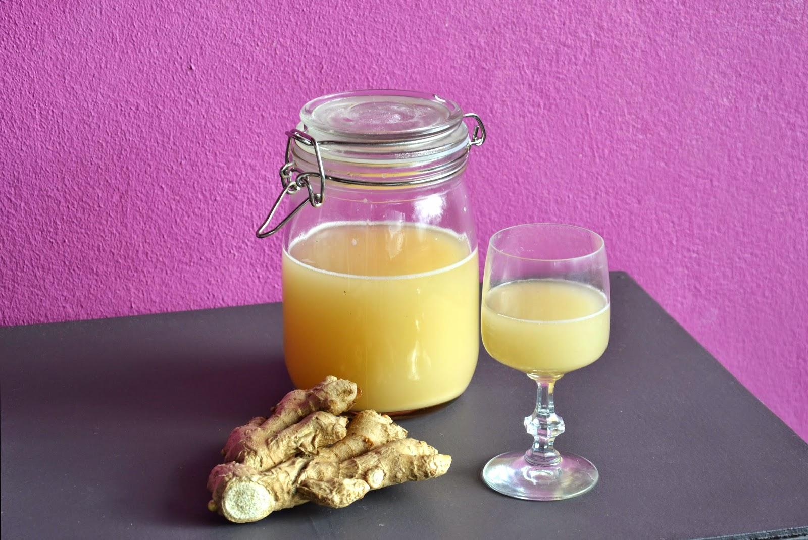 la ginger beer ou bi re au gingembre comment faire sa propre bi re au gingembre sans alcool. Black Bedroom Furniture Sets. Home Design Ideas