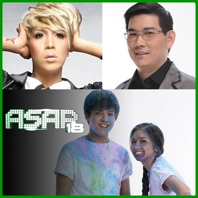 KathNiel, Vice Ganda, Sir Chief, Nikki Gil Birthday on ASAP 18 (August 25)