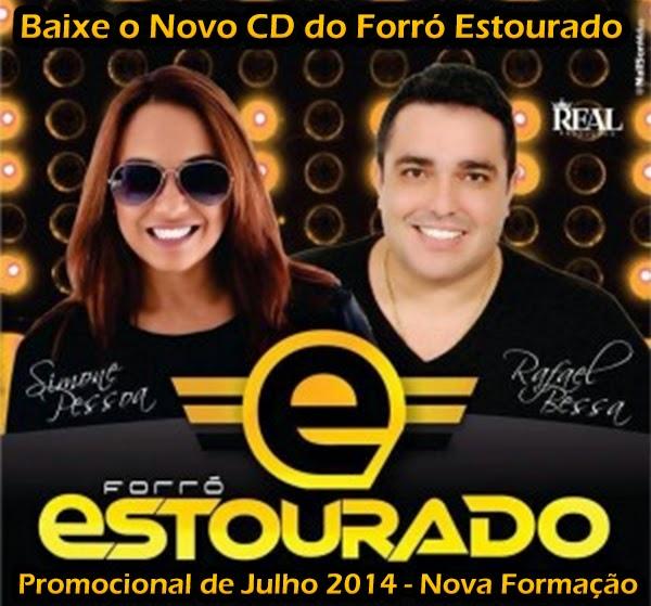 FORRÓ ESTOURADO PROMOCIONAL DE JULHO 2014 [Nova Formação]
