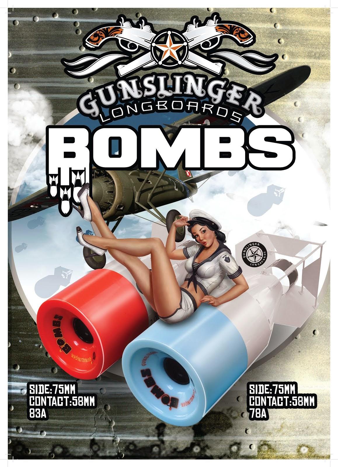 Gunslinger Bombs
