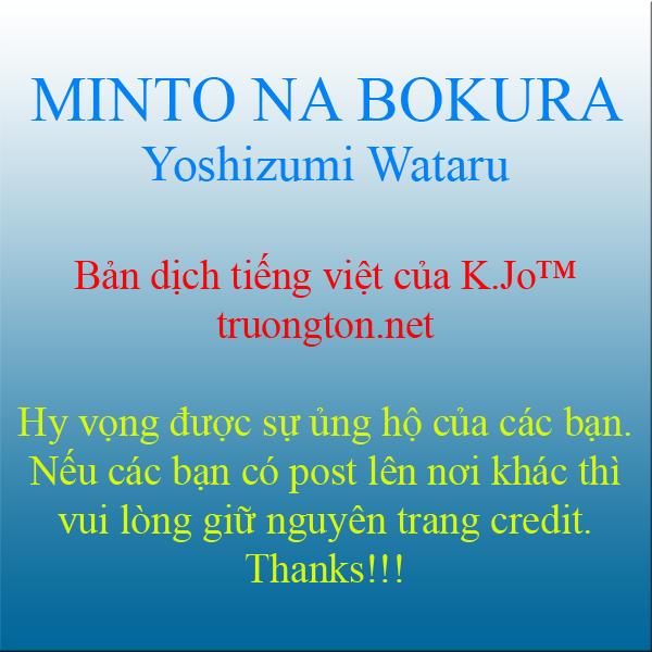 TruyenHay.Com - Ảnh 34 - Minto Na Bokura Chap 30