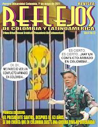 """SALIO Revista """"REFLEJOS DE COLOMBIA Y LATINOAMERICA"""" N° 33"""