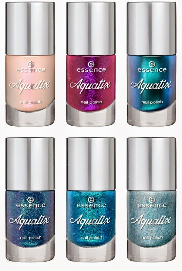 essence aquatix – nail polish