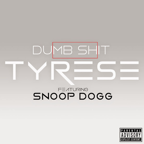 Tyrese - Dumb S**t (feat. Snoop Dogg) - Single Cover