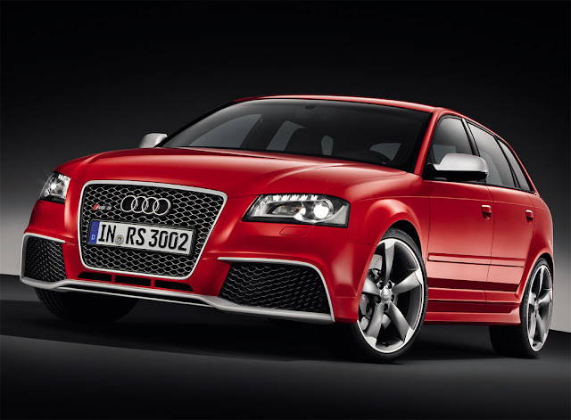 Audi RS3 new photo