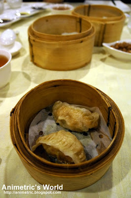 Dimsum-all-you-can at Passion Restaurant in Maxims Hotel, Resorts World Manila