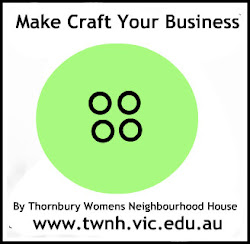 Make Craft Your Business : Coming back in 2013