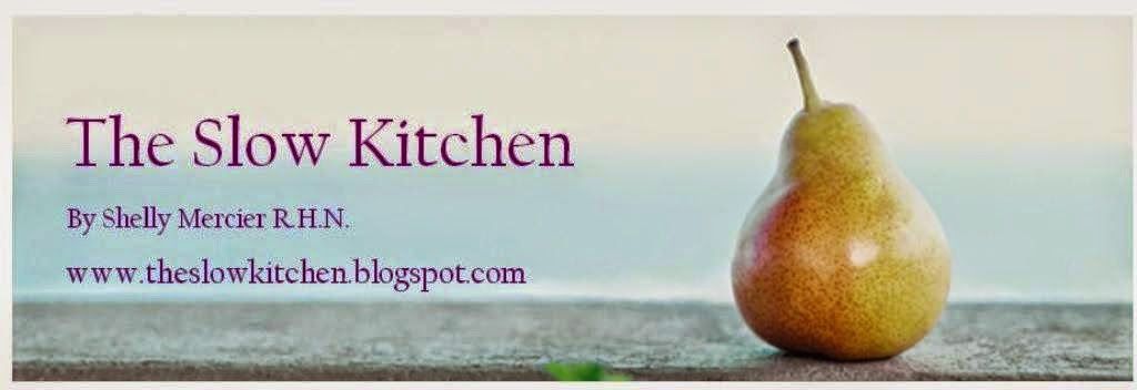 The Slow Kitchen