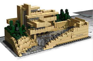 Useful Spaces: LEGO Architecture Studio - Best Toy Ever: Kitchen Design Blog from Vancouver, BC