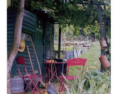Casa nic for Arredi da giardino dwg