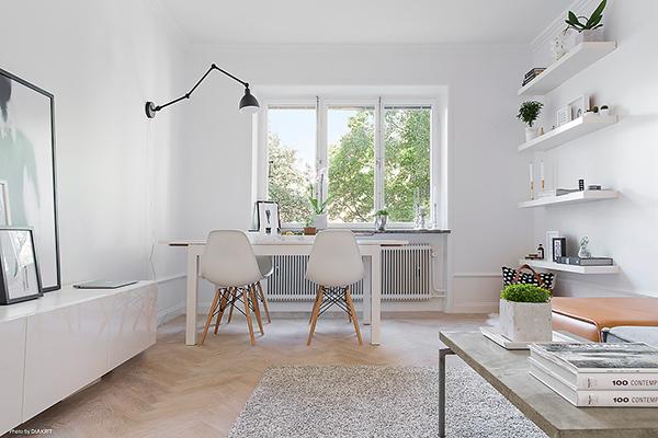 Smart 42 sqm apartment