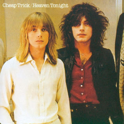 Cheap Trick - Heaven Tonight 1978 (USA, Punk Rock, Hard Rock)