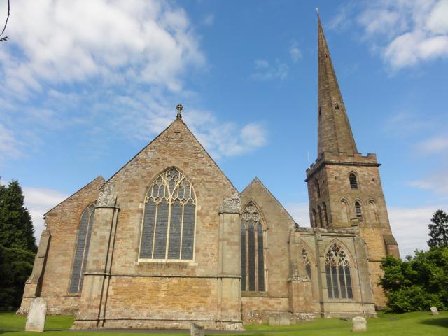 St Michaels Church Ledbury