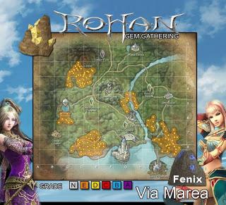 Map Untuk Mendapatkan Bahan Crafting