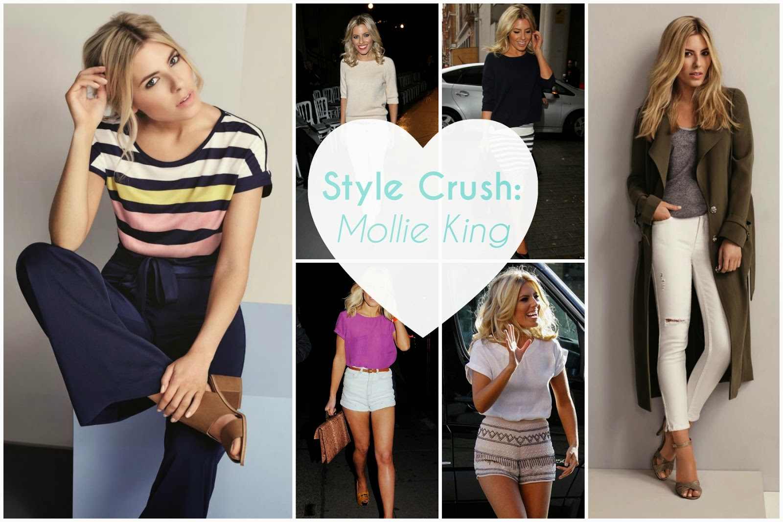 Mollie King, Fashion, Style, Steal, Oasis