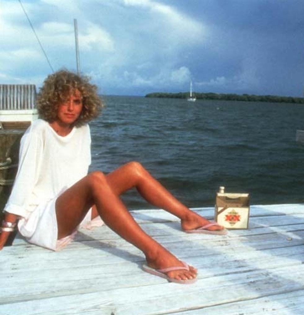 Fashion For Linda Kim Greist Hair 80s Style Curly Hair