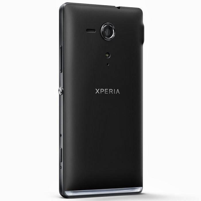 Sony Xperia SP Noir 4G Comparatif