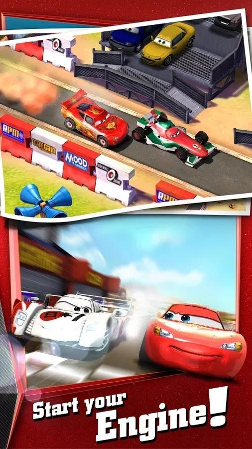 Cars : Fast as Lightning v1.0.0h Offline