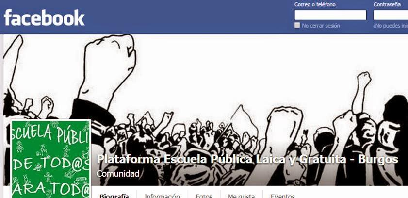 La Plataforma en Facebook
